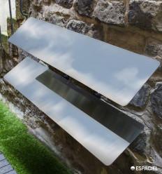 Wall reflector