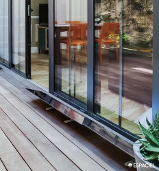 Terrace reflector