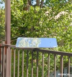 Réflecteur balcon solaire