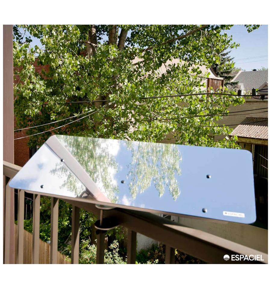 R flecteur balustrade solaire espaciel - Reflecteur solaire maison ...