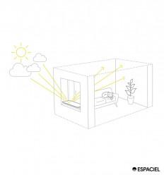 Window Reflector