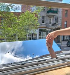 Réflecteur Fenêtre