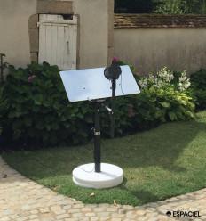 Kit panneau solaire + batterie