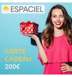 Bon cadeau Espaciel de 200€