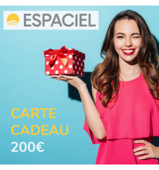 Carte cadeau Espaciel de 200€