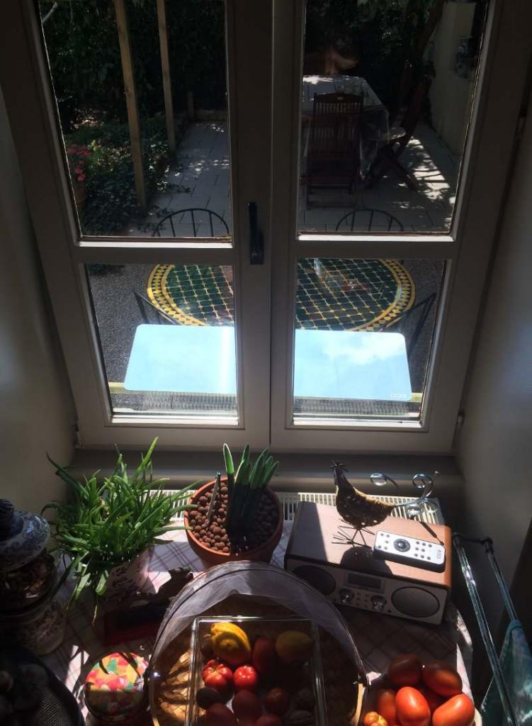 réflecteur extérieur cuisine