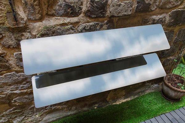 reflecteur-mural-perce-sur-un-mur