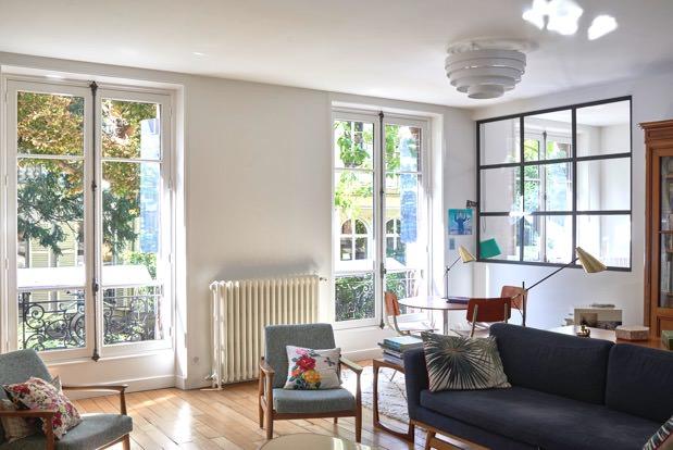 Appartement Haussmannien Comment Amener La Lumière Naturelle