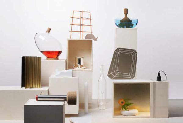 designer box est la première idée cadeau choisi par les Petits Frenchies et Espaciel, c'est une box avec des objets de décoration à l'intérieur