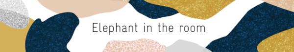 son blog est elephant in the room pour dire qu'un intérieur joliment décoré contribue à notre bien-être