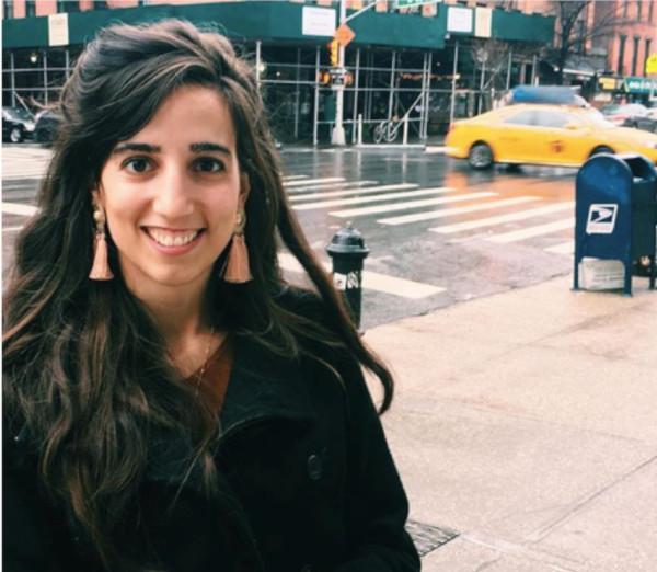 bloggeuse française stéphanique jaquier résidant dans un appartement à New York