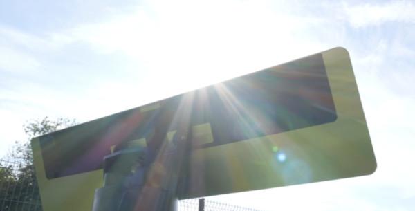 le réflecteur jardin motorisé est la nouveauté de la gamme Espaciel, l'offre promotionnelle continue pour la rentrée avec un code promotionnel