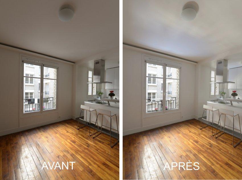 r flecteur balcon plus de lumi re naturelle dans votre. Black Bedroom Furniture Sets. Home Design Ideas