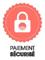 modes de paiement 100% sécurisés